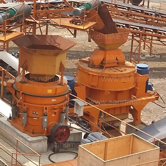 机制砂石料加工设备